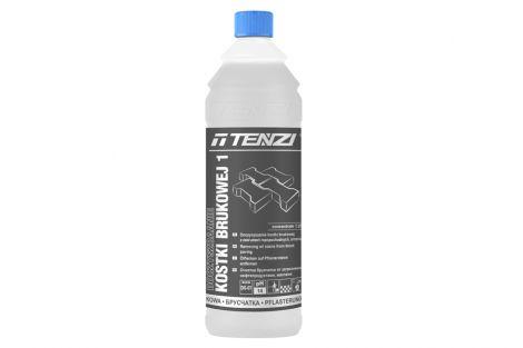 Doczyszczanie kostki brukowej TENZI 1 l