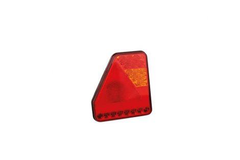 Lampa tylna LED GLO-TRAC 12-24V LEWA