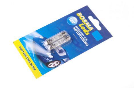 Żarówka 12V 6 x LED (2 sztuki kpl)