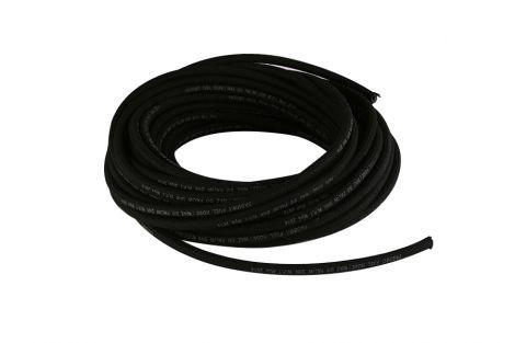 Wąż paliwowy fi 6 w oplocie 25 m