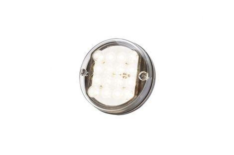 Lampa cofania, jednofunkcyjna, 24V + przewody 38cm LgY-S 0,75mm2, diody