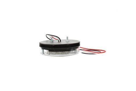 Lampa przeciwmgielna tylna, jednofunkcyjna, 24V + przewody 38cm LgY-S 0,75mm2, diody