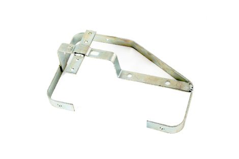Ramka metalowa boczna do mocowania PRAWA