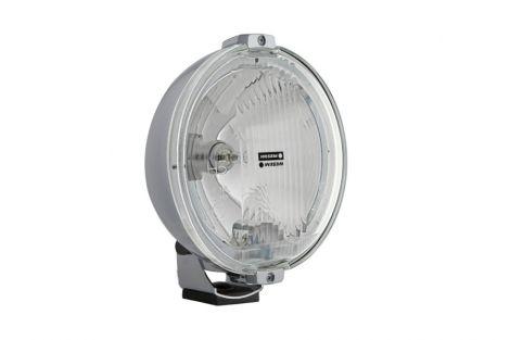 Drogowy reflektor halogenowy H3 chromowany LED