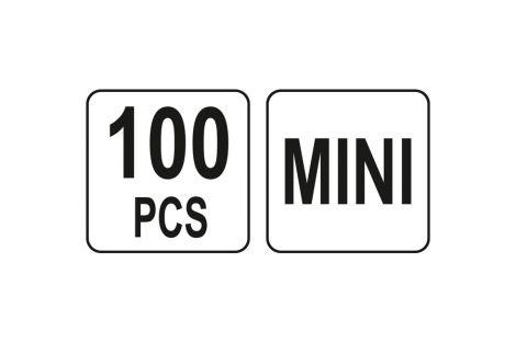 Bezpiecznik MINI-NISKI PROFIL 100  YATO