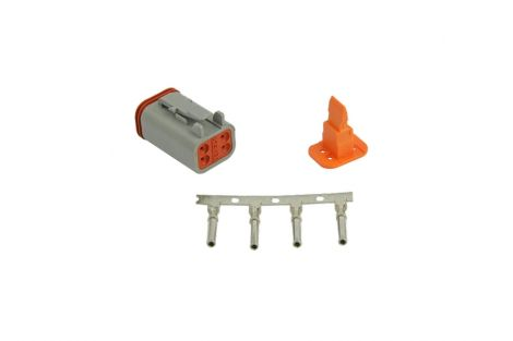 Przeciwzłącze Deutsh DT06-4S 4 PIN