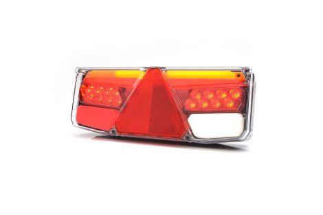 Lampa zespolona tylna W170ddL+W44 12-24V LED