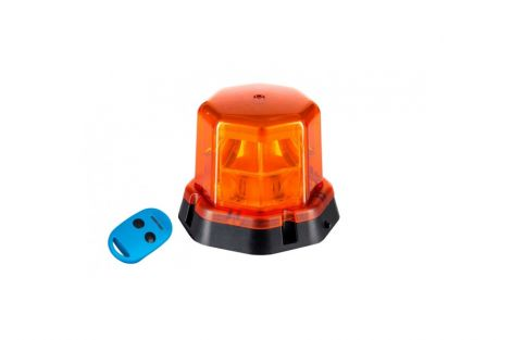 Lampa ostrzegawcza HOR 84 12/24 przykręcana diod.z pilotem
