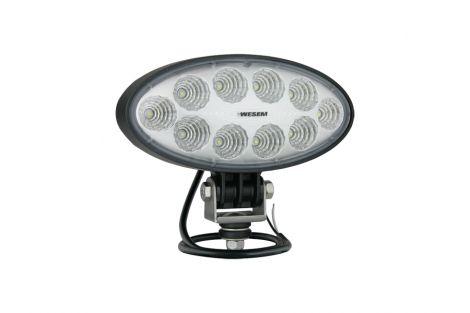 Lampa robocza LED owalna 4000 lm WESEM