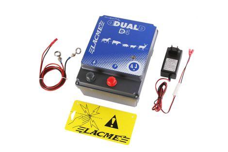 Elektryzator uniwersalny DUAL D4 z zasilaczem