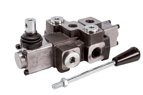 Rozdzielacz hydrauliczny 1-sekcyjny max przepływ 40L