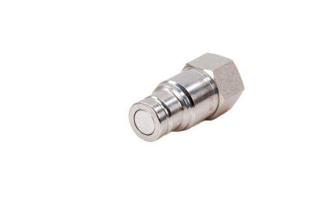 Szybkozłącze hydrauliczne suchoodcinające wtyczka G3/8BSP gwint wewnętrzny ISO16028