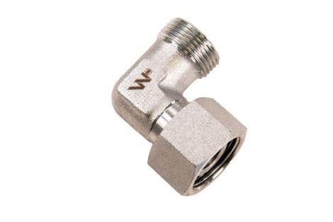 Kolano hydrauliczne  AB M22X1.5 15L (XEVW) WARYŃSKI
