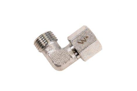 Kolano hydrauliczne AB M16X1.5 10L (XEVW) WARYŃSKI