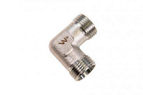 Kolano hydrauliczne BB M18x1.5 12L (XW) WARYŃSKI