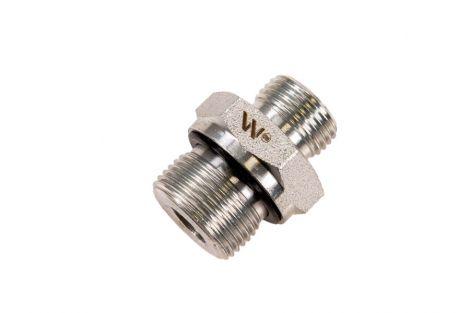 Przyłączka hydrauliczna BB (XGE) M18x1.5 12L x M22x1.5 ED WARYŃSKI