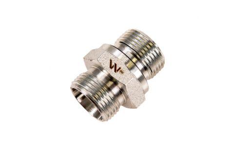 Przyłączka hydrauliczna BB (XGE) M22x1.5 15L x M22x1.5 ED WARYŃSKI