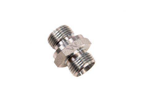 Przyłączka hydrauliczna BB (XGE) M22x1.5 12L x M18x1.5 ED WARYŃSKI