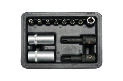 Nasadki 12, 15mm-8-kątne  i Bity do Klimatyzacji