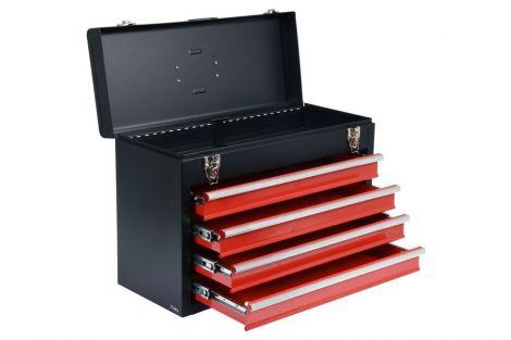 Skrzynka narzędziowa 4-szuflady YATO