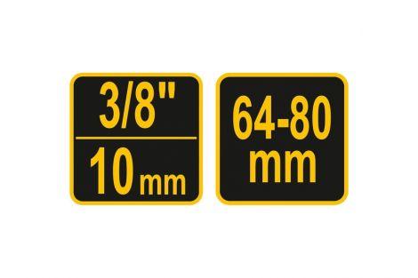 Klucz Nastawny do filtrów oleju 64-80mm