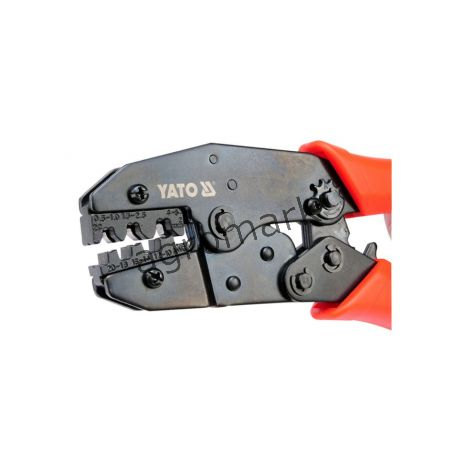 Szczypce do zaciskania konektorów 0,5-6,0mm