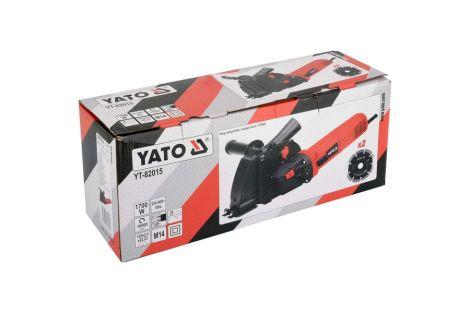 BRUZDOWNICA 1700W 125mm YATO