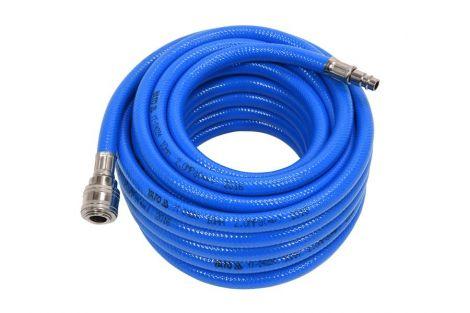 Wąż pneumatyczny PCV z szybkozłączem 10mmx10m