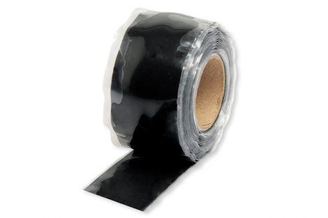 Taśma multi-strech 25mmx3m czarna Berner