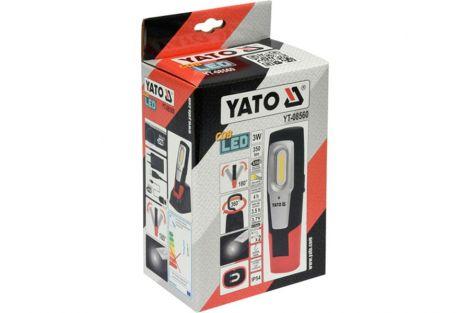 Lampa warsztatowa 2W1 cob led  Li-Ton 100/350