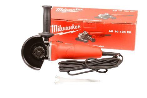 Szlifierka kątowa Milwaukee AG10-125EK
