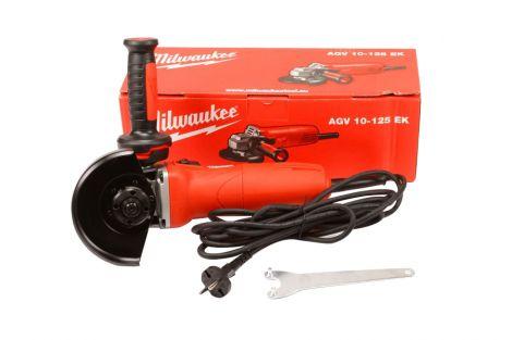 Szlifierka kątowa Milwaukee AGV10-125EK