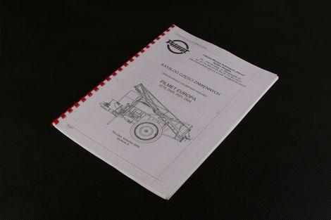 Katalog  EURPOA 2518