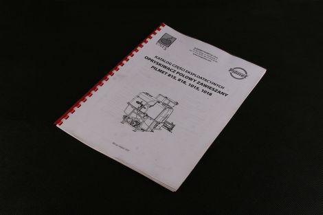 Katalog  Pilmet  zaw.1015