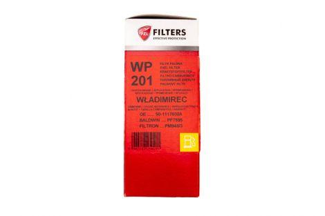 Wkład filtra paliwa T-25 WP201,