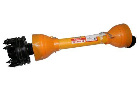 Wał sprzęgło cierne WPT-1200/SC-1 3/4-6 wypust Lmin-610,Lmax-920