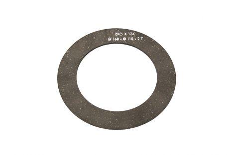 Tarcza sprzęgła ciernego 110X160X2,7