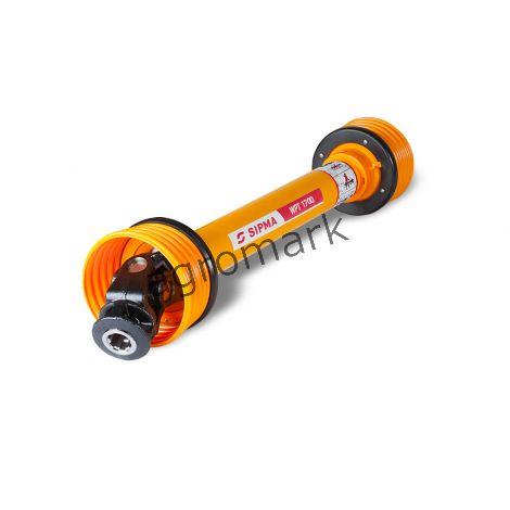 Wał WPT-1700 Lmin-860,Lmax-1310
