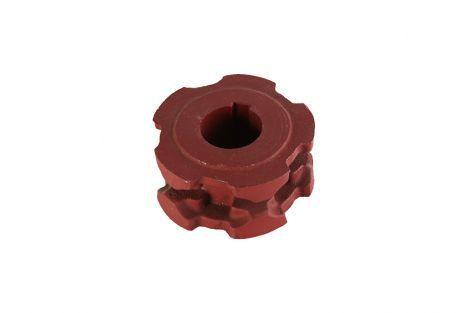 Koło łańcuchowe-rozrzutnik Pottinger 150982 119x50x40x12 podziałka łańcucha 8x31