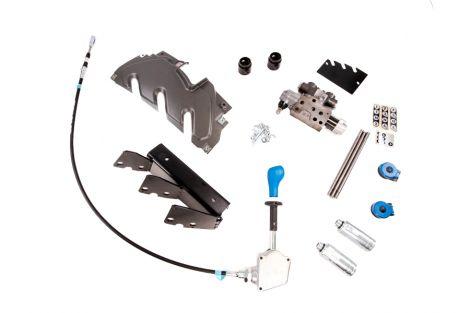 Rozbudowa hydrauliki PRX 23 M18