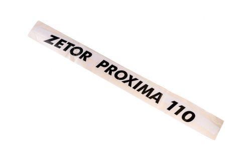 Naklejka lewa PROXIMA 110