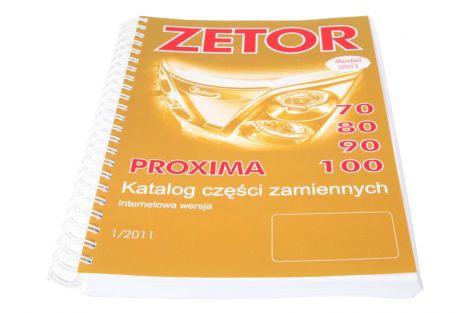 Katalog PRX 70-100