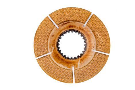 Tarcza ham.30/422-49  fi-144  24 zęby,gr3,6mm 46x52mm Agco
