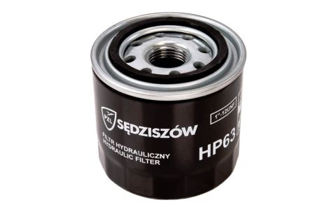 Filtr hydrauliczny HP63  PZL Sędziszów hf-35139