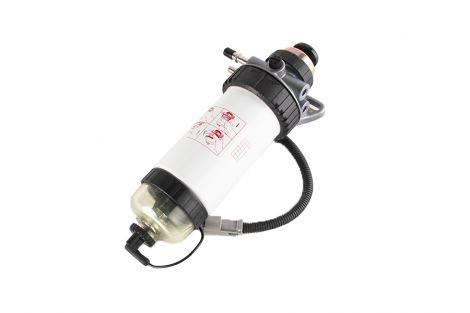 Filtr paliwa kpl. z pompą  JCB 3CX 4CX