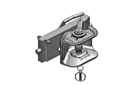 Wkład do korpusu górny manualny Fi38 (330/32/25) Scharmueller