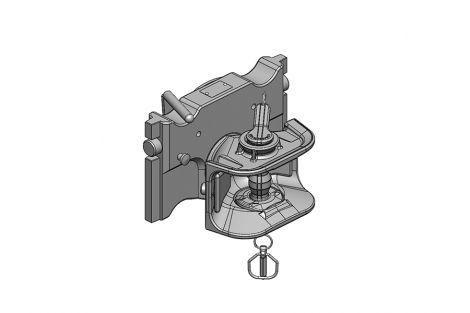Wkład do korpusu górny manualny Fi38 (320/30/20) Scharmueller