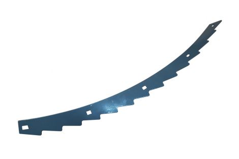 Listwa zębata rotora lewa
