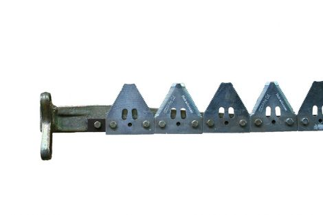 Listwa noż. Dł-4.40m NT, (śruba)