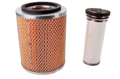 Filtr powietrza kpl , z bezpiecznikiem   AF-4137 ,   AF-4637  161-45 + 162-45